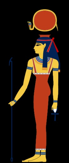 Hathor is an Ancient Egyptian goddess who personified the.