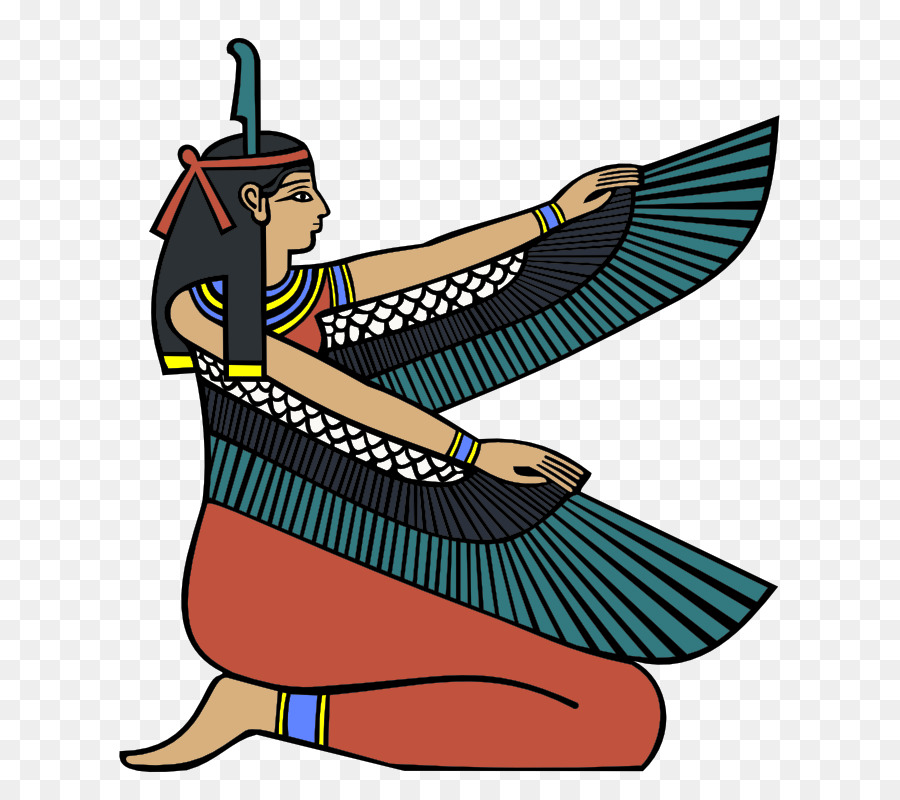 egyptian goddess clipart Ancient Egyptian religion Clip art.