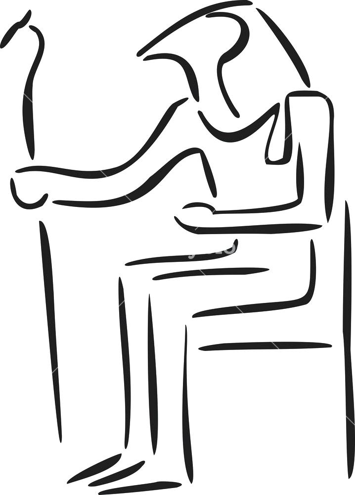 Collection of Pharaoh clipart.