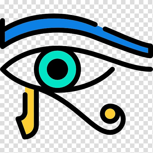 Ancient Egypt Scalable Graphics Eye of Ra Symbol Icon, eye.