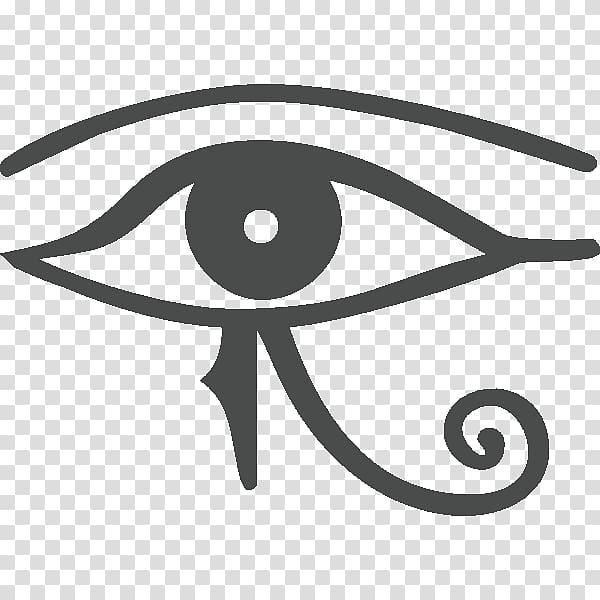Ancient Egypt Eye of Horus Egyptian hieroglyphs, symbol.
