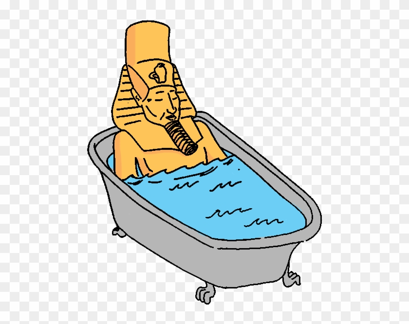 Egyptian Clipart Early Person.