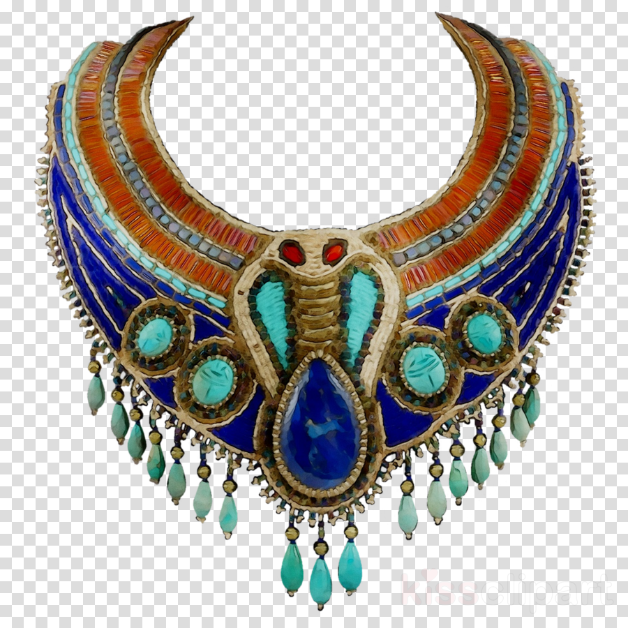 egyptian accessories png clipart Egypt Necklace Jewellery.
