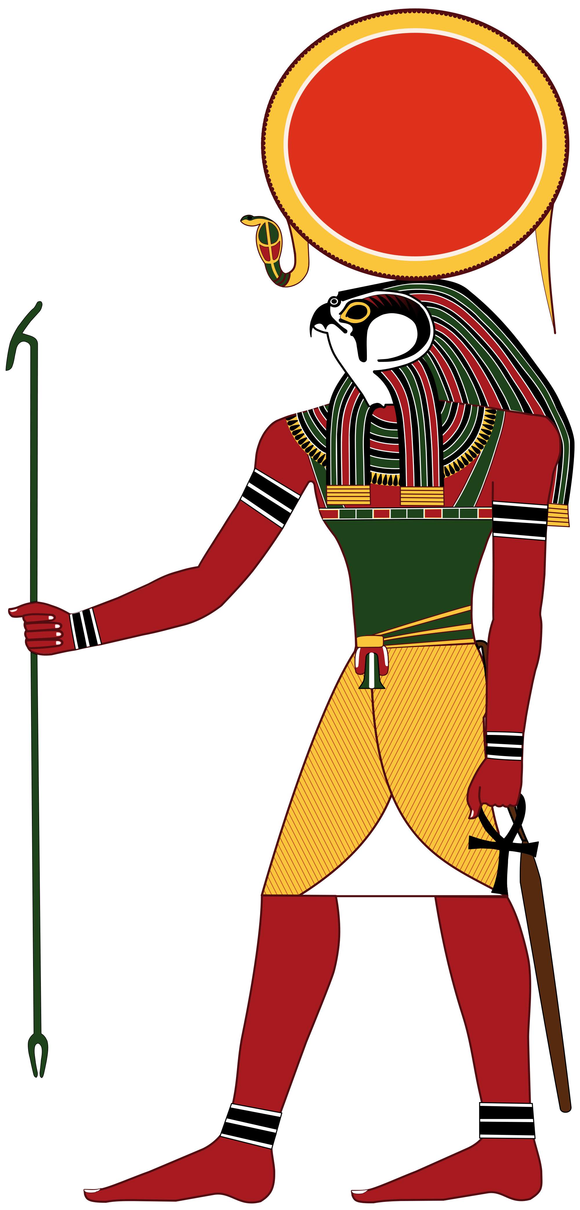 Top 10 Most Famous Ancient Egyptian Gods And Goddesses in.