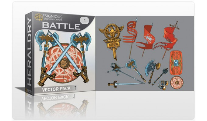Battle Vector Pack.