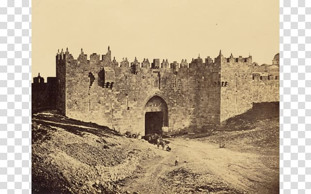 Damascus Gate Old City James Robertson: Pioneer of in the.