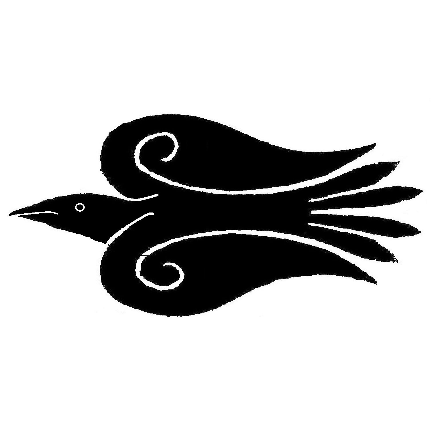 The raven was an important animal to the ancient Germanic.