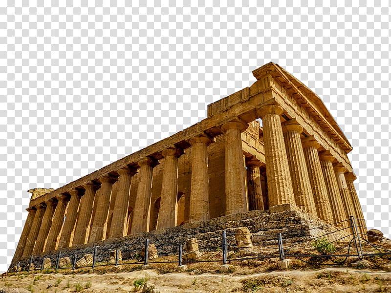 Monuments, Acropolis, Athens transparent background PNG.
