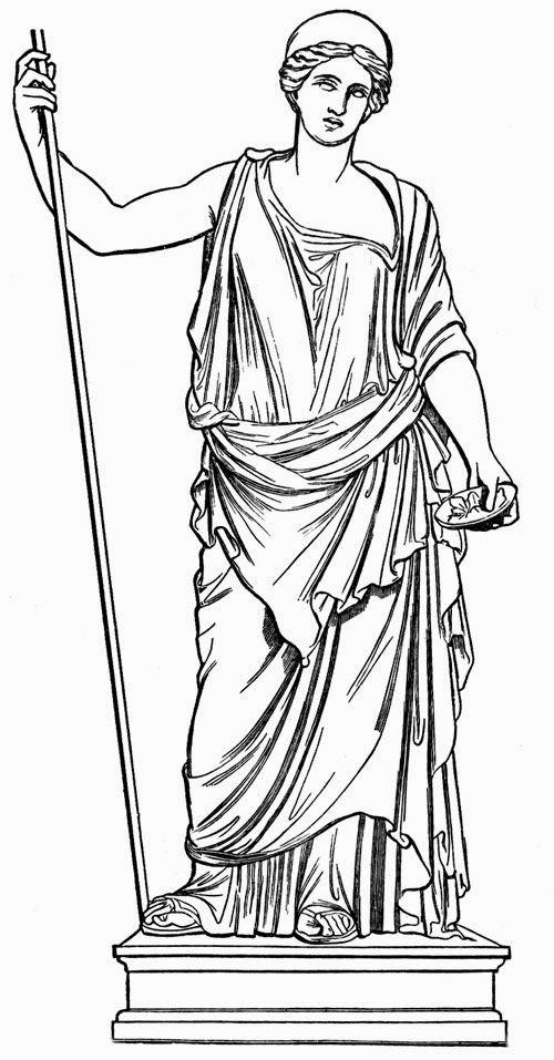 Ancient Greeks Clip Art 051115» Vector Clip Art.