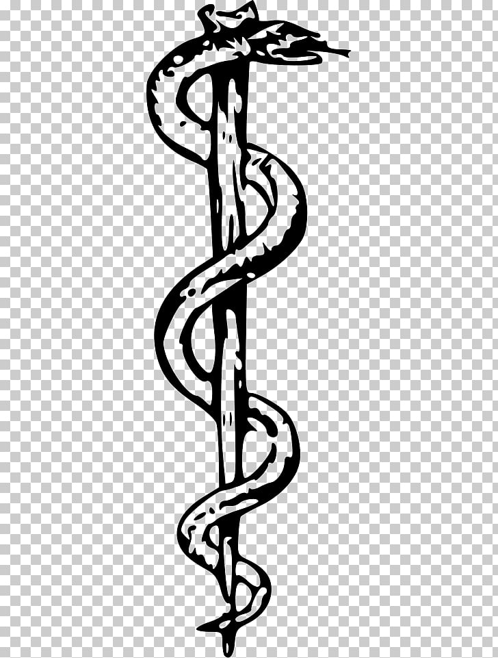 Ancient Greece Rod of Asclepius Staff of Hermes Caduceus as.
