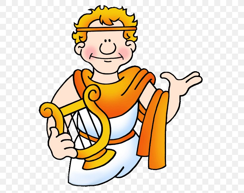 Apollo Zeus Ancient Greece Hades Clip Art, PNG, 604x648px.