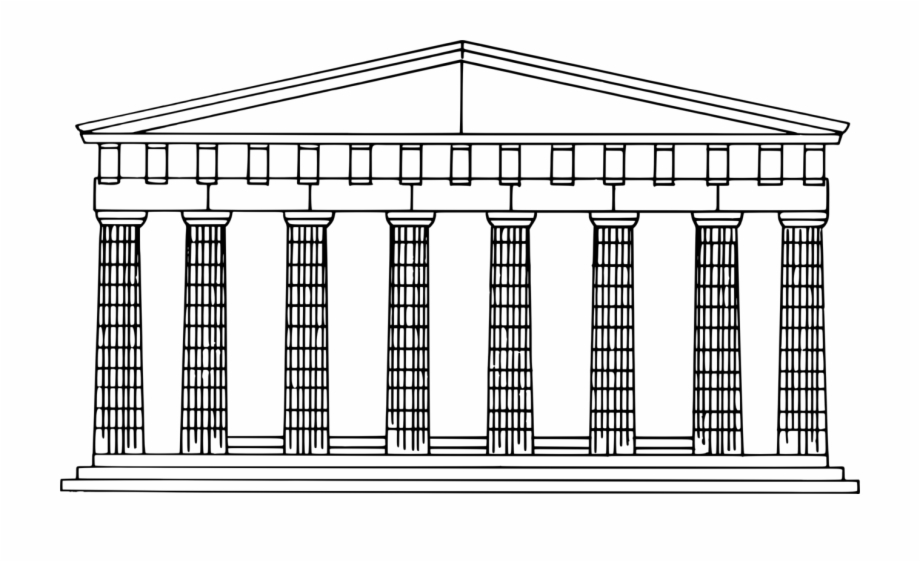 Greece clipart ancient greek architecture, Greece ancient.