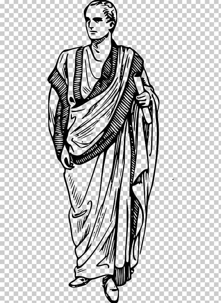 Ancient Rome Ancient Greece Toga Tunic Clothing PNG, Clipart.