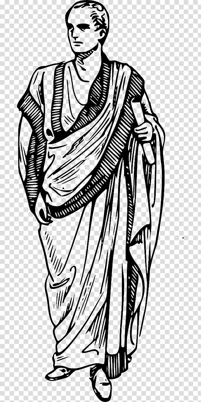 Ancient Greece Ancient Rome Robe Toga, greece transparent background.