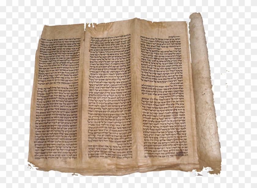 Hebrew Scrolls.