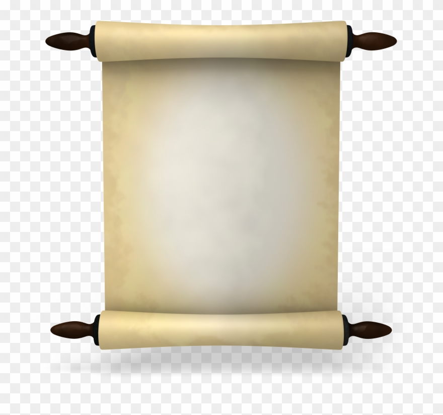 Ancient Scroll Clip Art Img Need.