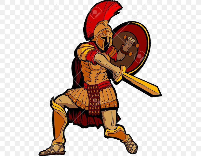 Spartan Army Ancient Greece Soldier Battle Of Marathon.