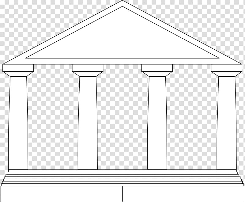 Architecture Drawing Doric order Structure Ancient Greek.