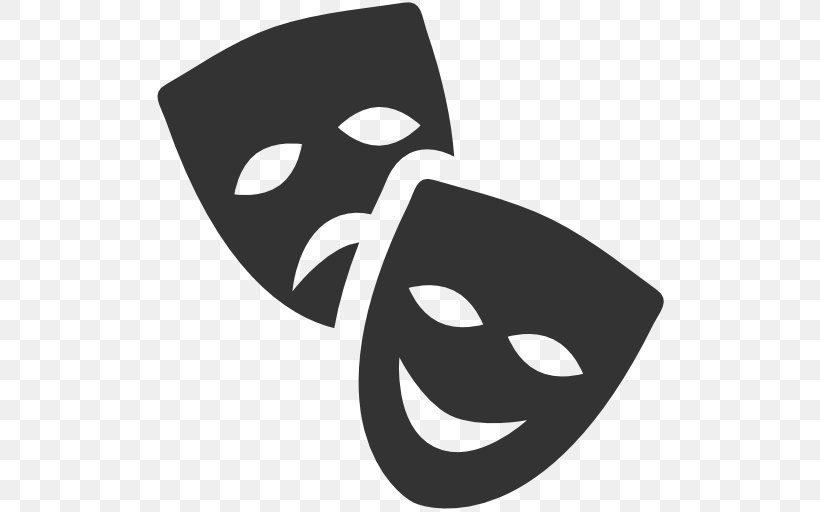 Theatre Of Ancient Greece Mask Cinema Clip Art, PNG.