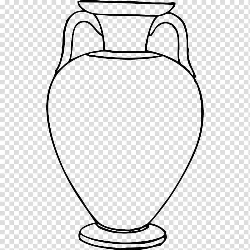 Pottery of ancient Greece Vase , greece transparent.