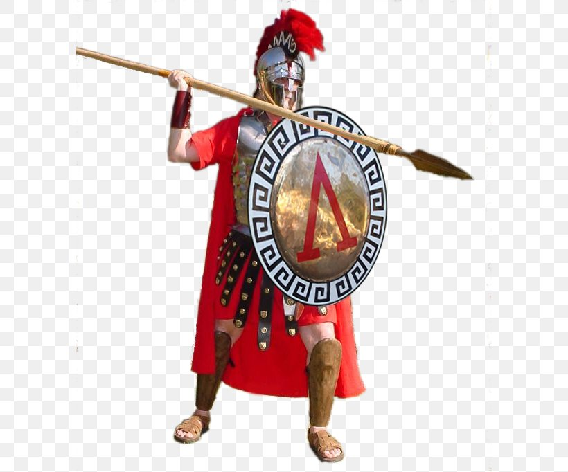 Spartan Army Ancient Greece Soldier Clip Art, PNG, 600x682px.