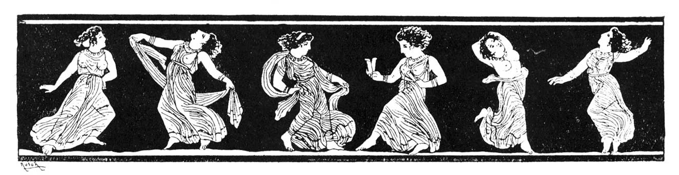 The Dance: Historic Illustrations of Dancing from 3300 B.C..