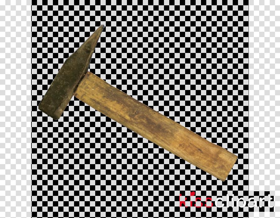 antique tool stonemason\'s hammer axe tool hammer clipart.