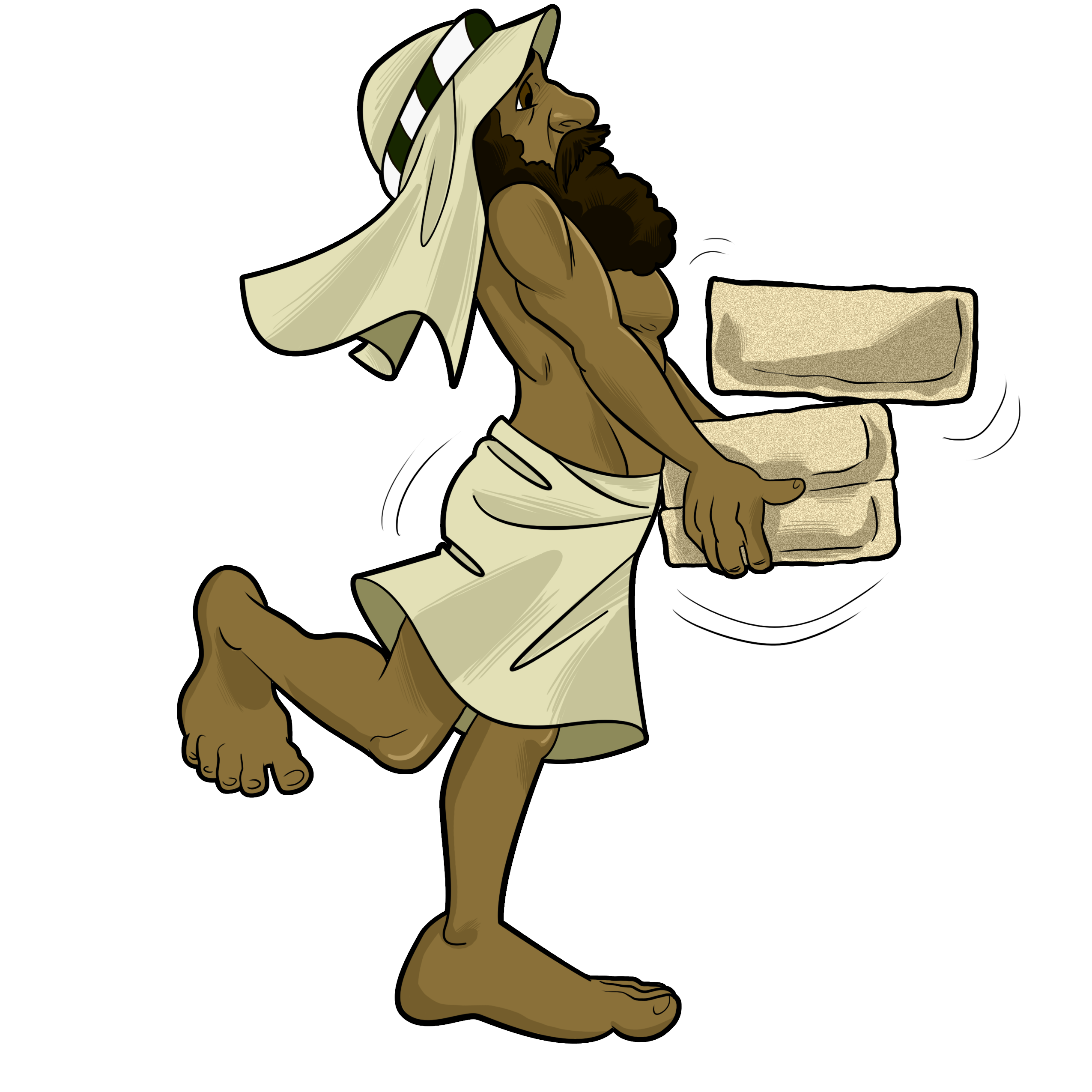 Pin on Bible kids clipart.