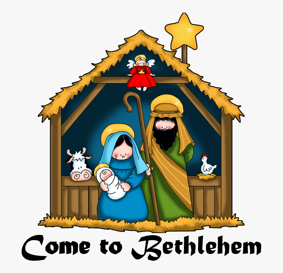 Bethlehem Clipart Ancient City.