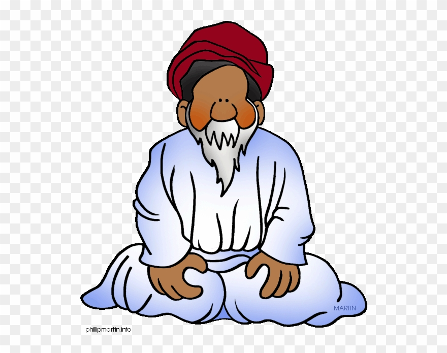 Old Clipart Indian.