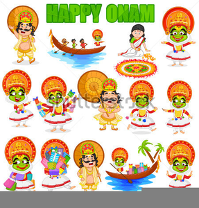 Ancient Indian Clipart.
