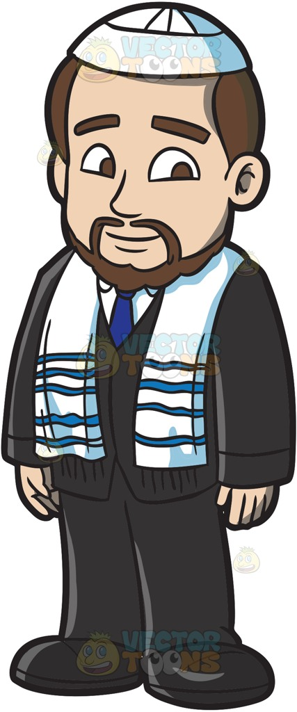 Jewish People Clipart.