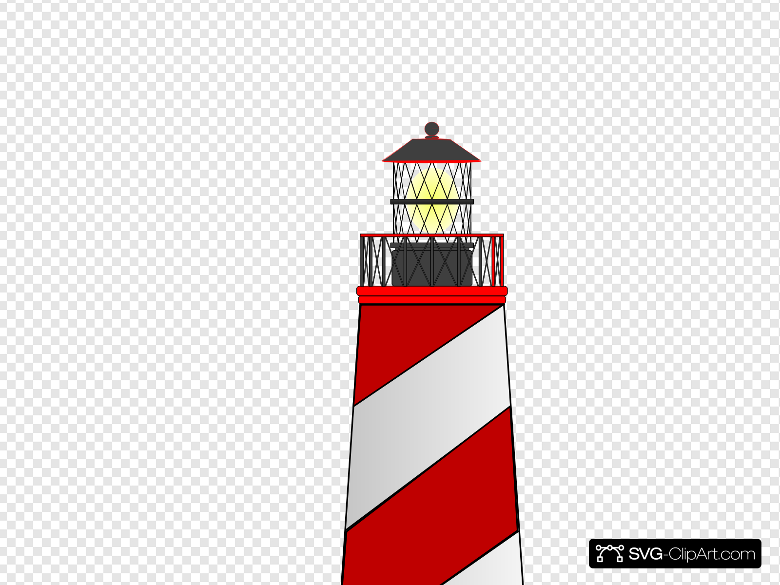 Lighthouse Clip art, Icon and SVG.
