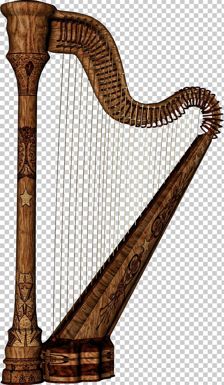 Harp Konghou Musical Instrument PNG, Clipart, Ancient.