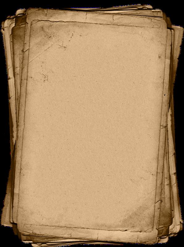 Vintage Paper Stack Background ~ Zibi Vintage Scrap.