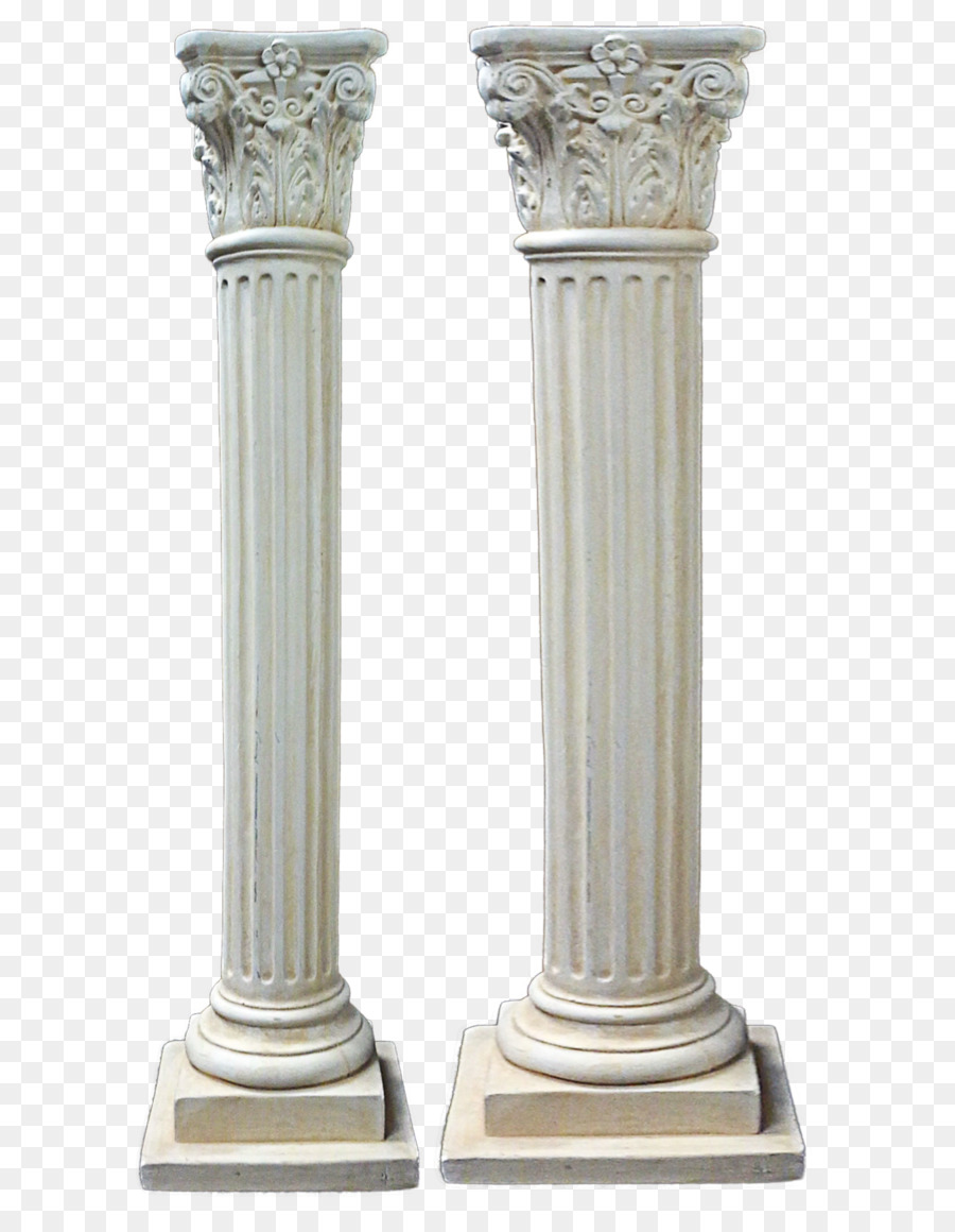 greek pillar png clipart Column Ancient Greek architecture.