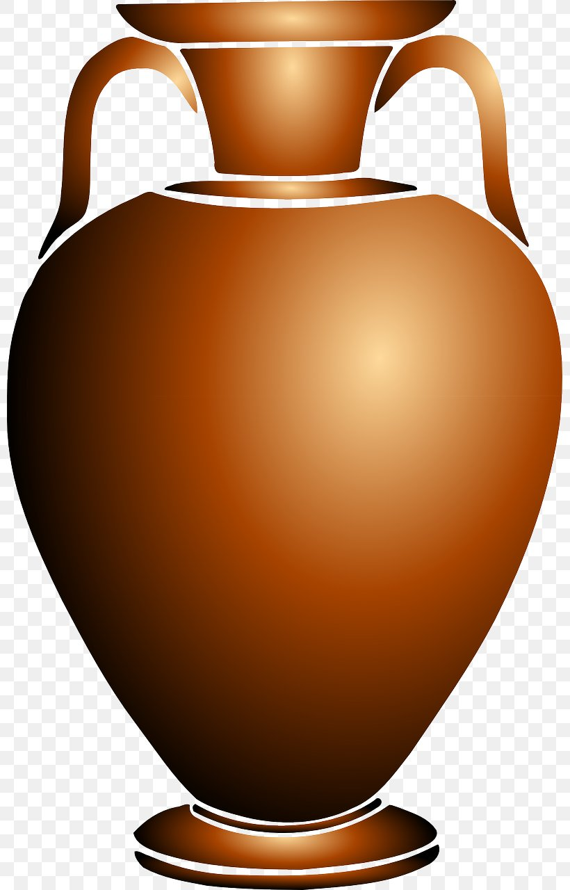 Pottery Of Ancient Greece Amphora Clip Art, PNG, 799x1280px.