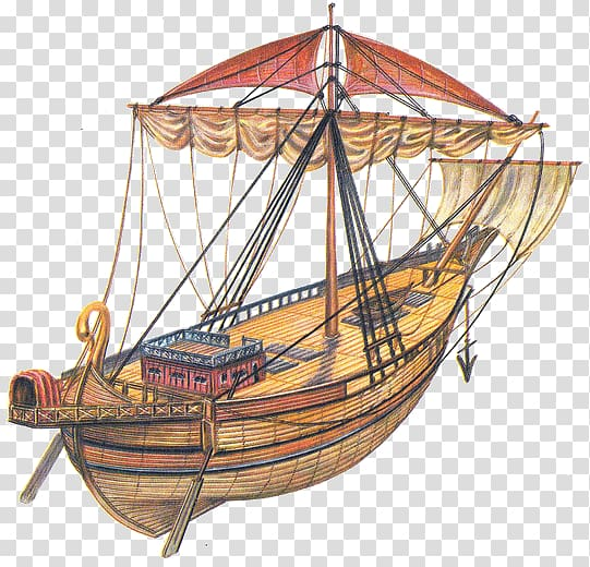 Caravel Ancient Rome Merchant vessel Ship Corbita, Ship.