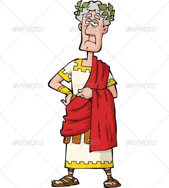 The Roman Emperor in 2019.