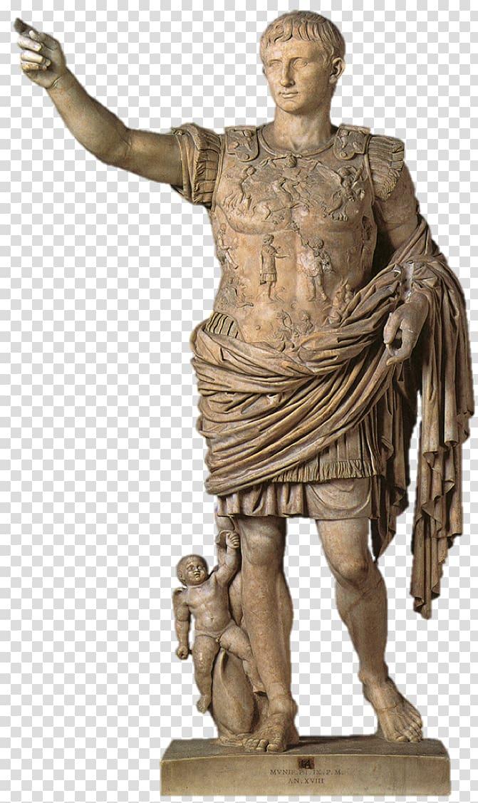 Augustus of Prima Porta Ancient Rome Ara Pacis Roman Empire.