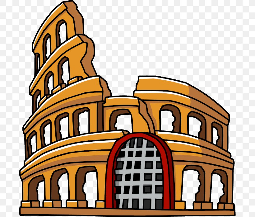 Colosseum Roman Forum Ancient Rome In Rome, PNG, 697x697px.