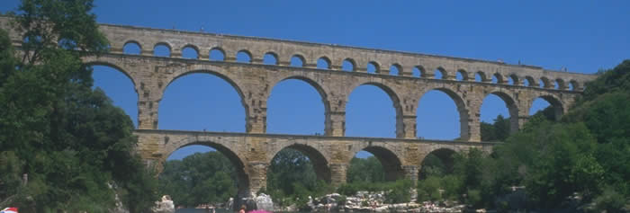 Aqueducts of Ancient Rome.