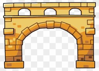 Aqueduct Clipart Roman.