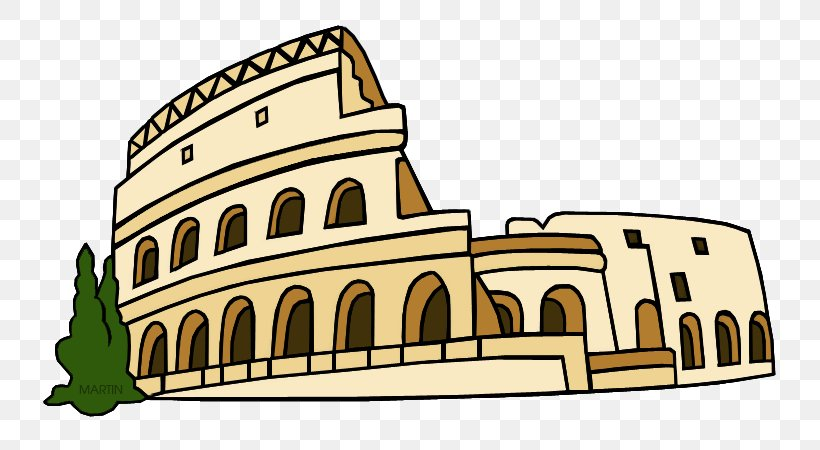 Colosseum Ancient Rome Circus Maximus Fall Of The Western.