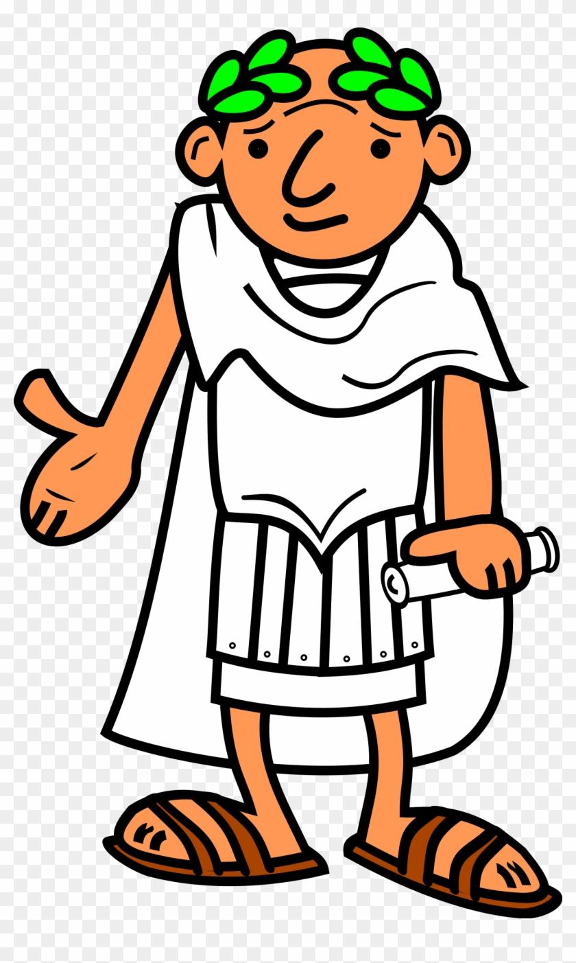Roman Clip Art.