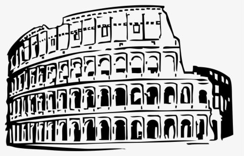 Free Ancient Rome Clip Art with No Background.