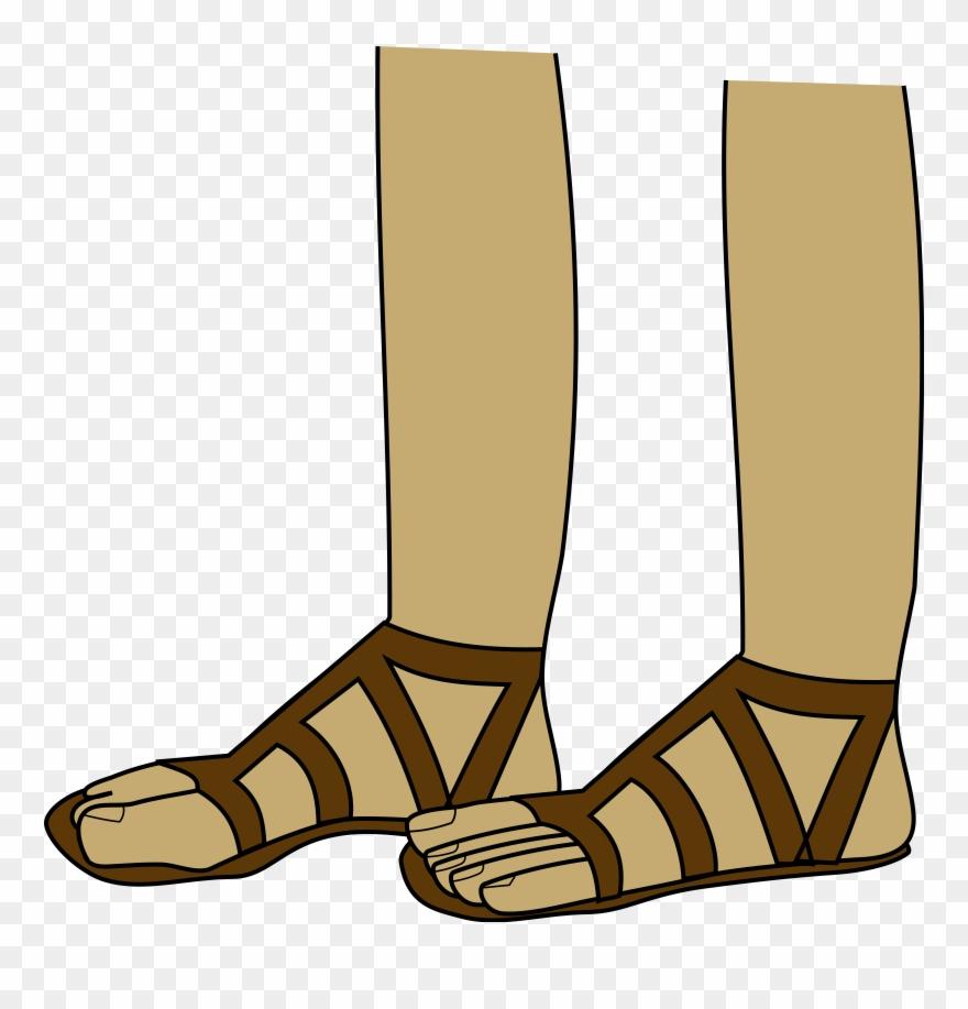 Sandal Clip Art Download.