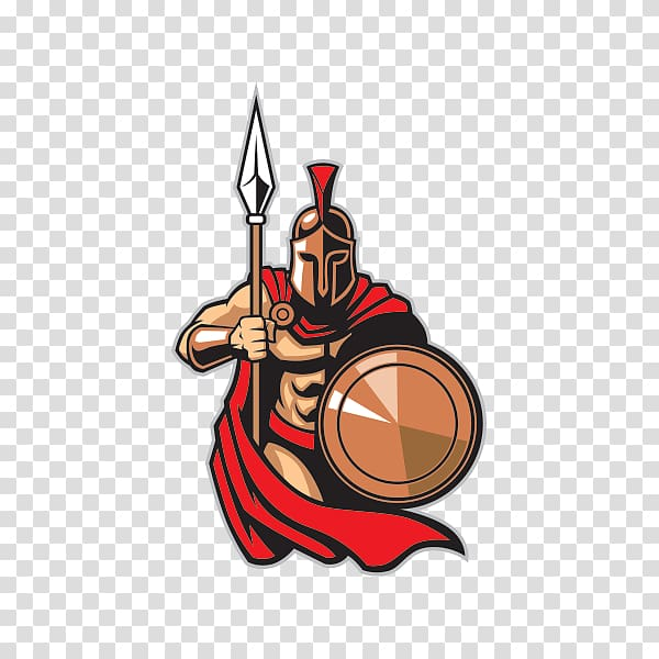 Spartan army Ancient Greece, army transparent background PNG.