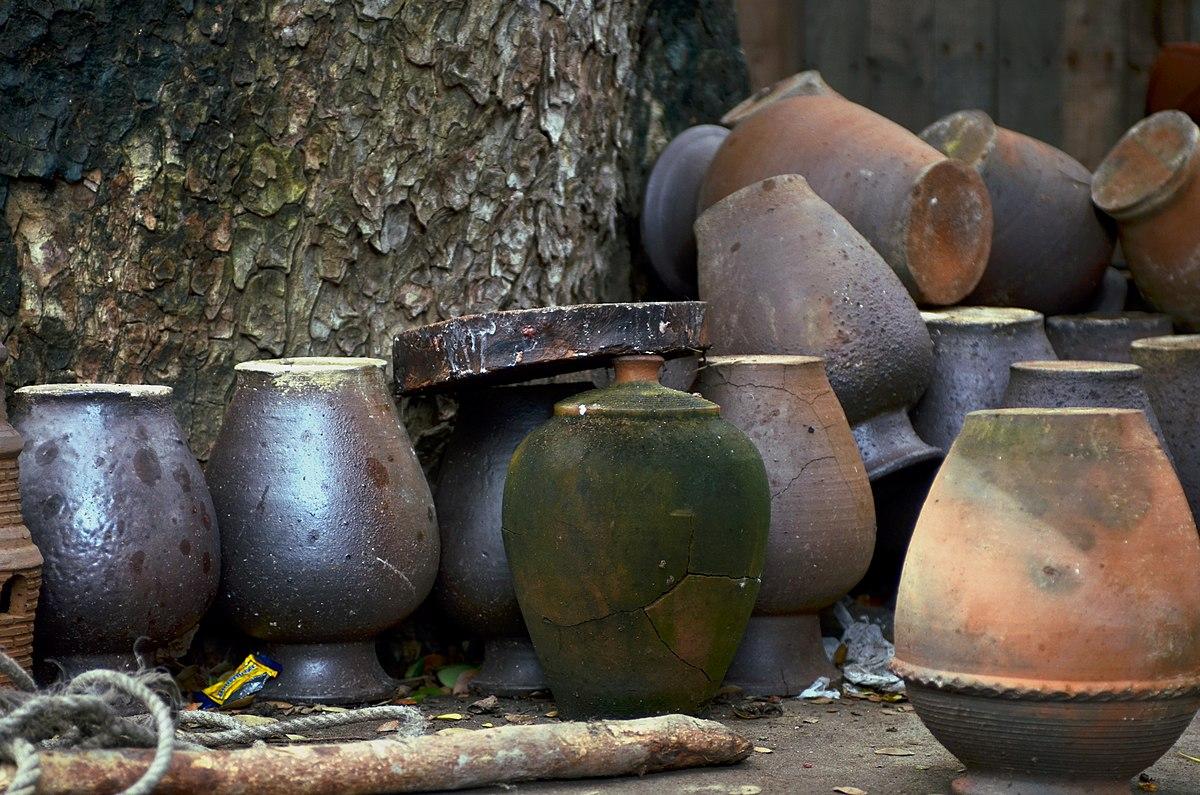 Philippine ceramics.