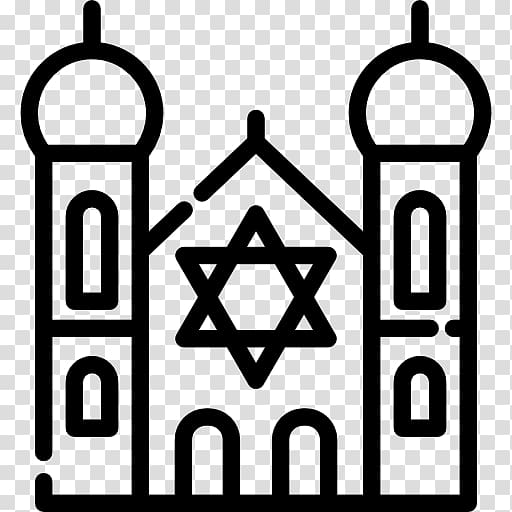 Synagogue transparent background PNG clipart.